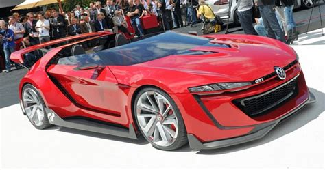 Volkswagen Vision 2020 by Vw Gti Roadster Concept For Gt6 Comes To At