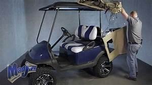 Madjax U00ae Golf Cart Enclosure