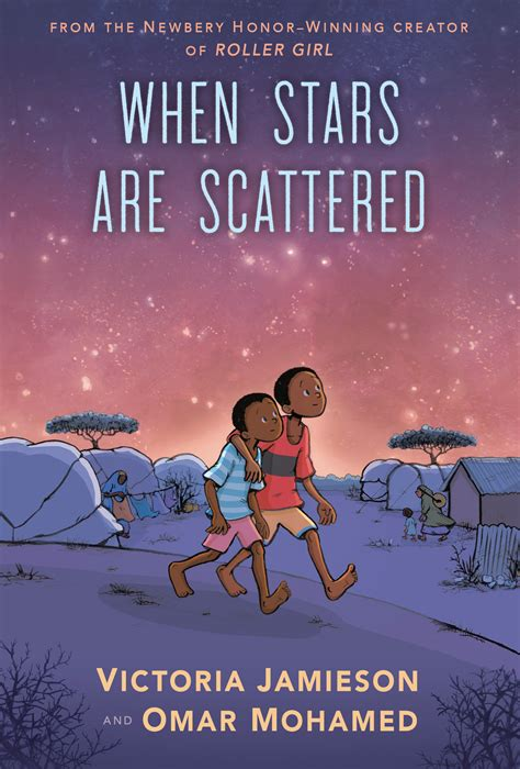 When Stars Are Scattered - Bedford Falls Book Fairs