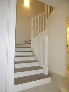 Repeindre Escalier En Bois : peinture sur escalier bois meilleures images d ~ Dailycaller-alerts.com Idées de Décoration