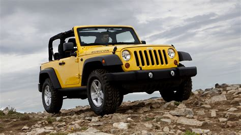 Jeep Wrangler Rubicon (2011) Wallpapers And Hd Images