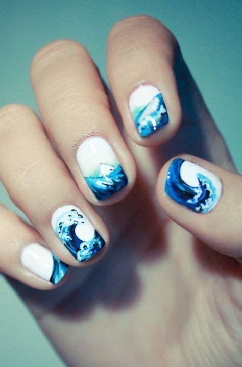 ocean nail arts summer  summer nail art