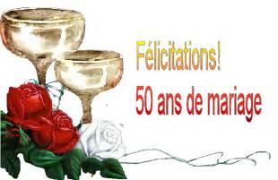 50 ans de mariage texte 50 ans de mariage