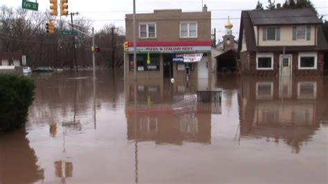 manville nj flood  youtube
