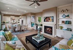 dining room kitchen open floor plan 2017 2018 best With kitchen dining family room design