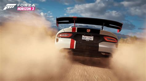 Forza Horizon 3 Expansion Pack Adds Snow, Cars