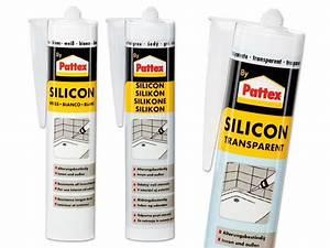 Silikon Für Aussen : 3x pattex silikon silicon bausilikon wei transparent ~ Michelbontemps.com Haus und Dekorationen