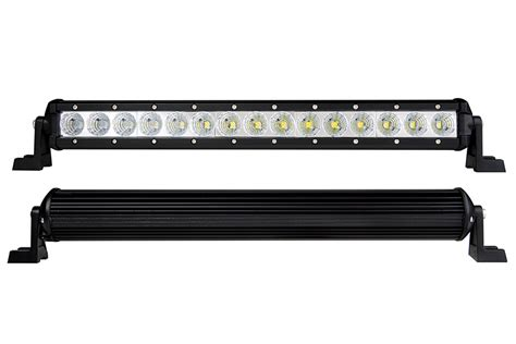 17 inch led light bar 17 inch 216w cree led light bar