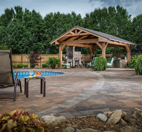 Backyard Styles by Outdoor Patio Ideas Hardscape Design Ideas Pictures