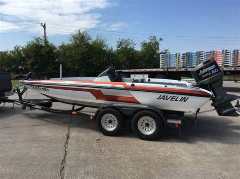 Boat Carpet Waco Tx by Javelin Bass Boats For Sale
