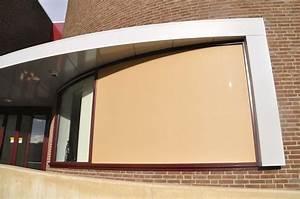 Außenrollos Für Fenster : textiler sonnenschutz f r ihre fassade ~ Pilothousefishingboats.com Haus und Dekorationen