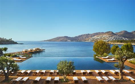 Best Hotel Bodrum The Bodrum Edition Hotel Review Turquoise Coast Turkey