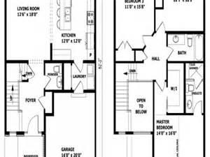 modern 2 story house floor plan 2 story modern house