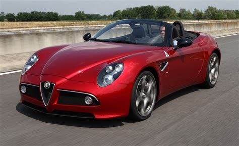 Alfa Romeo 8c Price, Photos, And