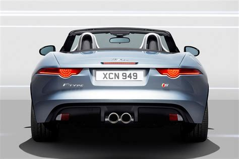 Jaguar F-type To Start From 9,000