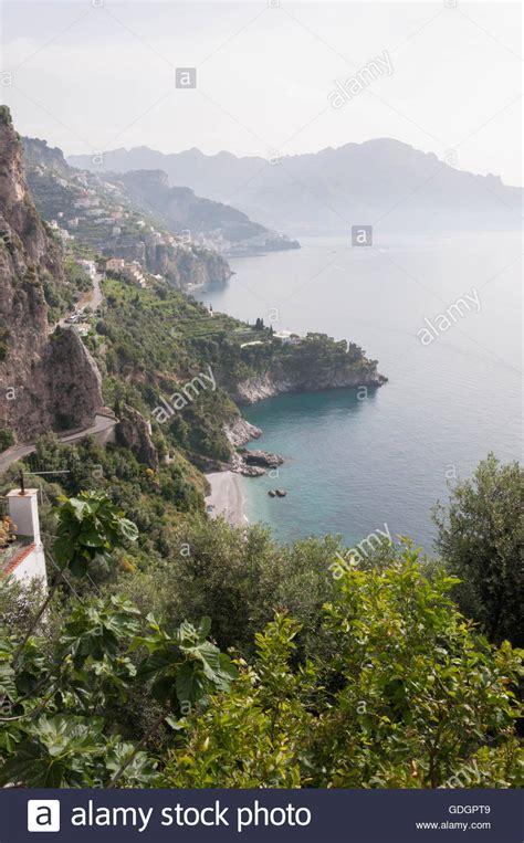 Amalfi Drive Italy Road Stock Photos And Amalfi Drive Italy