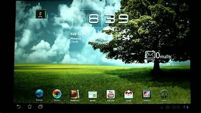 Tablet Android Wallpapers Desktop Inch Controls Setting