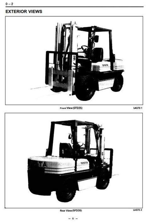toyota diesel forklift truck fd fd fd fd