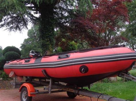 Rubberboot Quicksilver 380 by Quicksilver 380 Hd Heavy Duty Zeewaardige Rubberboot