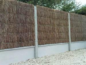 Pose De Couvertine : poteau beton pour cloture ~ Dallasstarsshop.com Idées de Décoration
