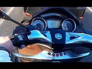 Piaggio X10 350 : piaggio x10 350 executive driving through sarajevo bosnia and herzegovina youtube ~ Medecine-chirurgie-esthetiques.com Avis de Voitures
