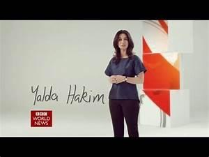 Yalda Hakim BBC World News Promo - YouTube