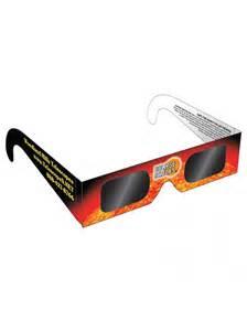 Safe Solar Eclipse Glasses
