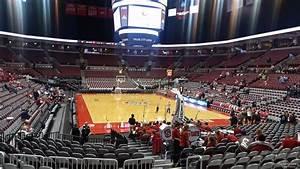Schottenstein Center Seating Chart Schottenstein Center Section 117 Ohio State Basketball
