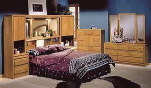 Venice wall unit beds master bedroom bedroom furniture for Wall unit bedroom furniture