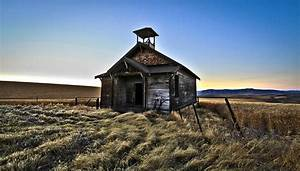 The Old School House Photograph by Steve McKinzie