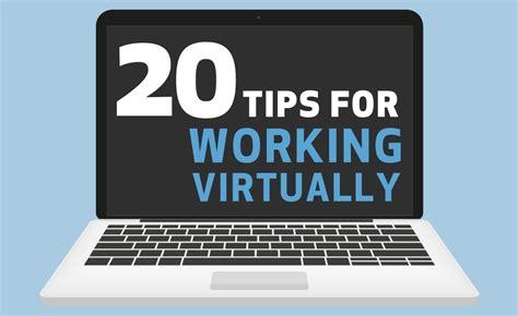 tips  working virtually vanderbilt business school