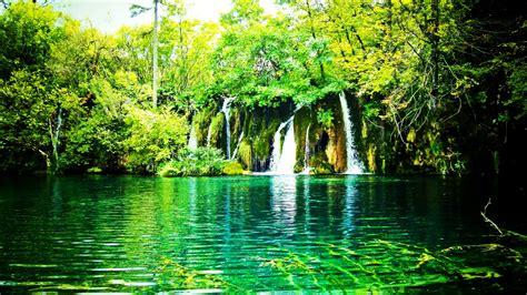 Plitvice Lakes National Park Lika Senj County Karlovac