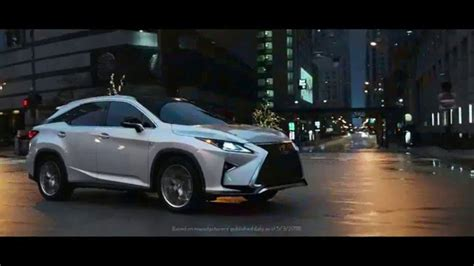 lexus rx  tv commercial attention  ispottv