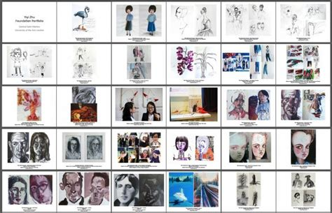 digital courses london art portfolio
