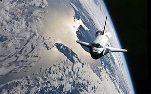 Earth from Space Space Shuttle wallpaper | 1680x1050 ...