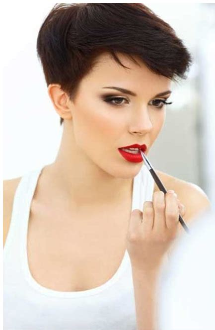 coupe courte femme coupe courte femme pixie cut is all about the hair in