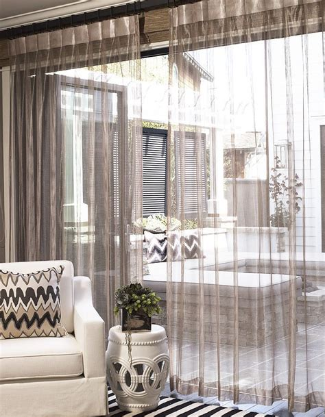 Draping Sheer Curtains - 751 best images about interior curtains blinds on