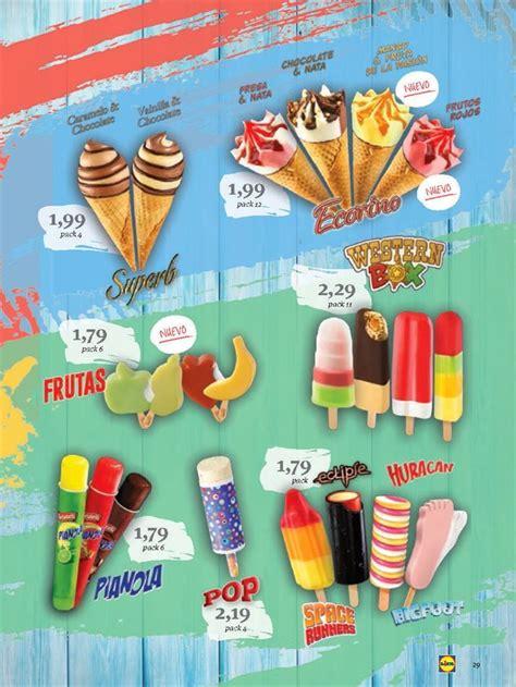 cat 225 logo de ofertas de lidl helados lidl cat 225 logo y ofertas