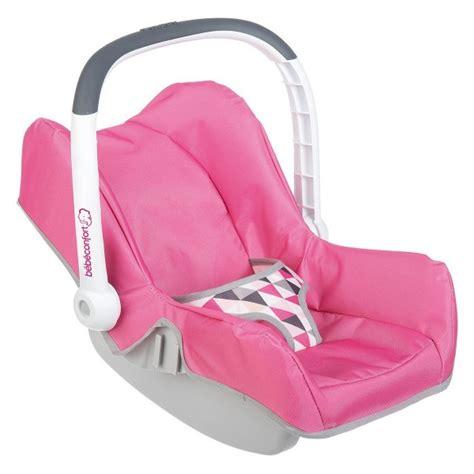siège pour caddie bébé cosy pour poupées siège bébé confort jeux et