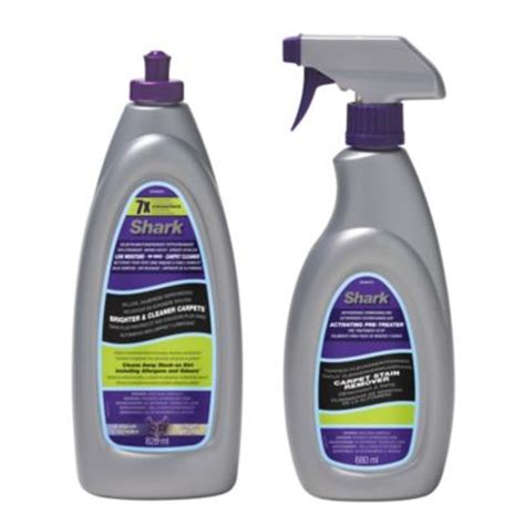 Shark Duo Floor Cleaner Refill by Shark Sonic Duo Carpet Cleaner Stain Remover Sprays 2x 680ml