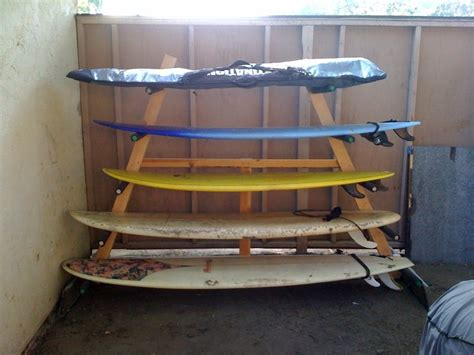 how to make a surfboard rack for your surfboard rack paddle boarding surfboard rack