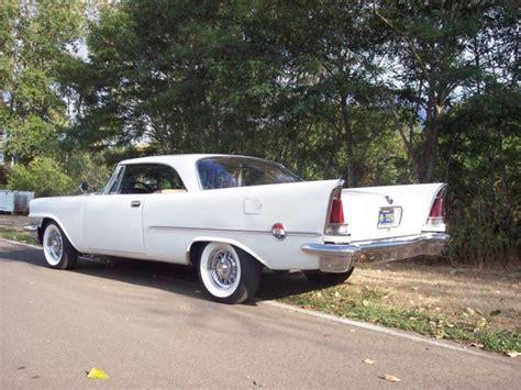 Chrysler 392 Hemi by 1958 Chrysler 300d 392 Hemi