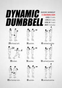 Workout Dumbbell Exercises