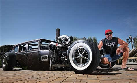 Grease Monkey Garage Tv Show by Welder Up Ratrod Cars Antique Cars Grease