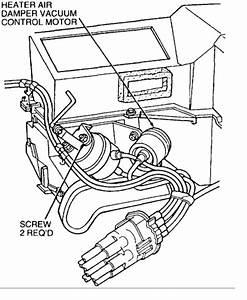 2000 Lincoln Continental Vacuum Diagram