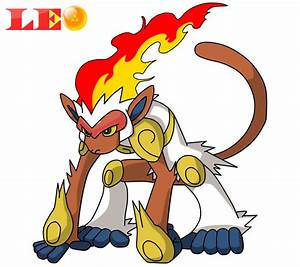pokemon infernape coloring pages images