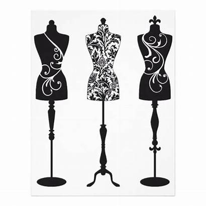 Silhouette Silhouettes Mannequins Clipart Mannequin Stand Form