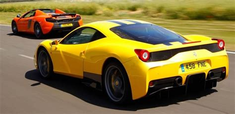 The Top 10 Supercars Of 2014