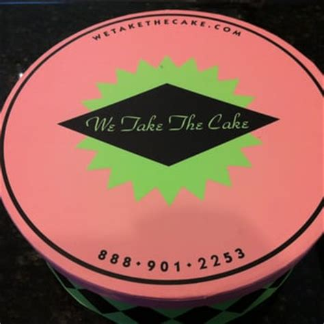 We Take The Cake  73 Photos & 55 Reviews Bakeries
