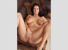 Mature Busty Milf Angie George With Coin Slot Pussy